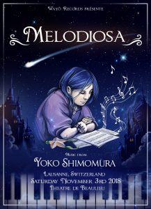 Cross Dreams Festival 2018 - Melodiosa con Yôko Shimomura