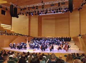'The Best Action and Fiction Movies' in Barcelona - Orchestra and choirs