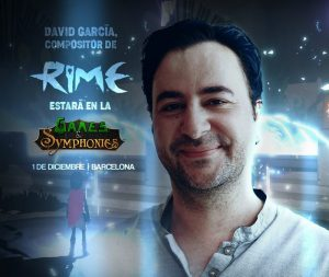 Games&Symphonies en el Barcelona Games World 2018 - David García
