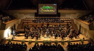 Games&Symphonies en el Barcelona Games World 2018 - Orquesta