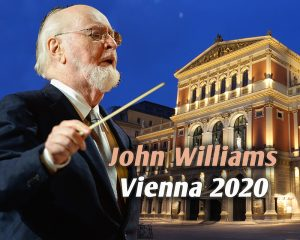 John Williams will conduct his music in Vienna in 2020