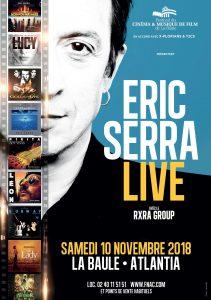 Festival Cinéma & Musique de Film de La Baule 2018 - Eric Serra Live