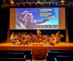 Librecon Videogames Concert - Summary - Rehearsals
