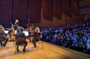 Librecon Videogames Concert - Summary - Concert