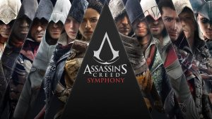 Assassin's Creed Symphony - Tour 2019 - Banner