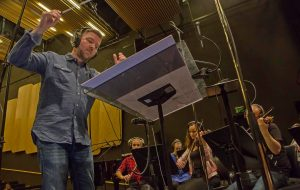 Atli Örvarsson - Interview - Conducting