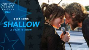 24ª Critics' Choice Awards - Best Song / Mejor canción