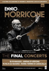Ennio Morricone - The Final Concerts - 2019