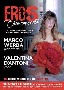 EROS - Cine Concerto - Poster