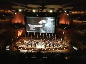 Krakow FMF 2018 - Summary - Penderecki2Cinema - Starting