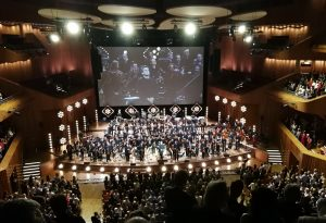 Krakow FMF 2018 - Summary - Penderecki2Cinema - End of the concert