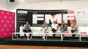 Krakow FMF 2018 - Resumen - Clase magistral 'Turning Pro'