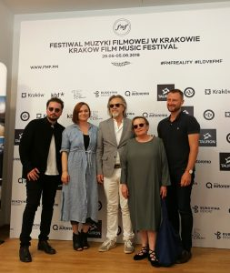 Krakow FMF 2018 - Summary - 'Meeting with the Artists'