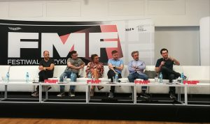 Krakow FMF 2018 - Resumen - Conferencia 'Locally Grown Music'