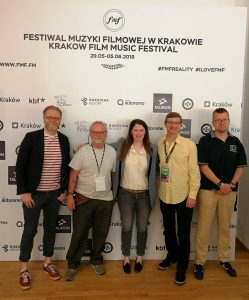 Krakow FMF 2018 - Resumen - Conferencia 'From Screen to Streaming'