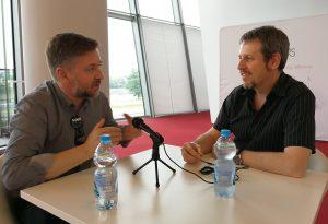 Krakow FMF 2018 - Summary - Gorka Oteiza interviewing Atli Orvarsson