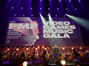 Krakow FMF 2018 - Summary - Video Games Music Gala - Starting