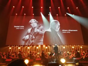 Krakow FMF 2018 - Resumen - Video Games Music Gala - Homenajes