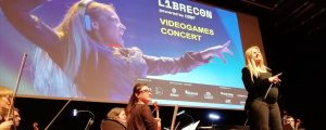 Librecon Videogames Concert with Eimear Noone
