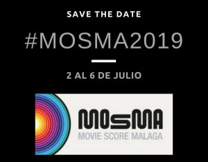 MOSMA 2019 - Official announcement