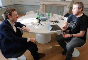 WSA2018 - Resumen - Gorka Oteiza entrevistando a Nicholas Britell