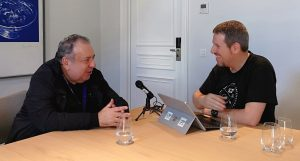 WSA2018 - Summary - Gorka Oteiza interviewing Philippe Sarde