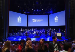 WSA2018 - Summary - Gala concert - Screens