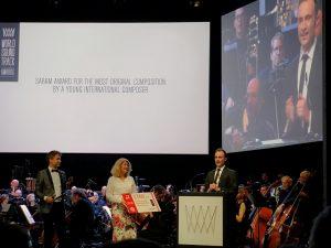 WSA2018 - Resumen - Concierto-Gala - Sabam Award - Logan Nelson