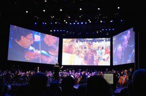 WSA2018 - Summary - Gala concert - Hail, Cesar!