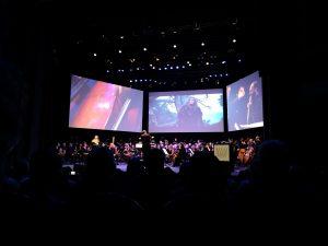WSA2018 - Summary - Gala concert - La Guerre de Feu