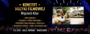 Concierto Wojciech Kilar - Varsovia 2018 - Banner