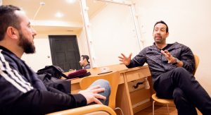 Antonio Sánchez - Seville 2019 - Interview with Rafa Melgar for SoundTrackFest