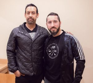 Antonio Sánchez - Seville 2019 - Rafa Melgar & Antonio Sánchez