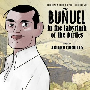Buñuel - In the Labyrinth of the Turtles - Cover
