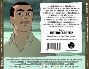 Buñuel - In the Labyrinth of the Turtles - Back