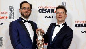 César 2019 - Vincent Blanchard y Romain Greffe