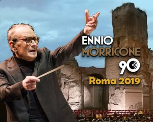 Ennio Morricone - Two new concerts in Rome for the 'Final Tour'