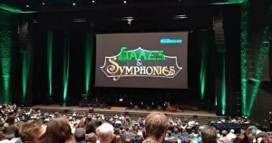Games & Symphonies - Barcelona Games World 2018 - Stage