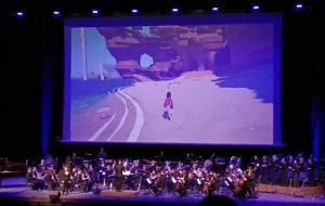 Games & Symphonies - Barcelona Games World 2018 - Concert