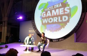 Games & Symphonies - Barcelona Games World 2018 - Akira Yamaoka (Pre-Concierto)