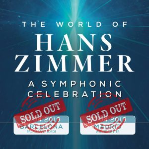 The World of Hans Zimmer - España - Abril 2019