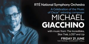 Michael Giacchino - Dublin - June 2019 - A Celebration of the Music of Michael Giacchino