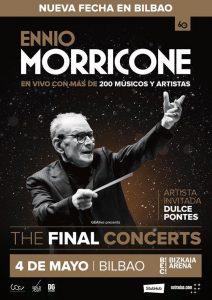 Ennio Morricone - Bilbao 2019