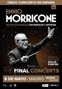 Ennio Morricone - Madrid 2019