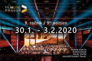 Film Music Prague 2020 - Fechas