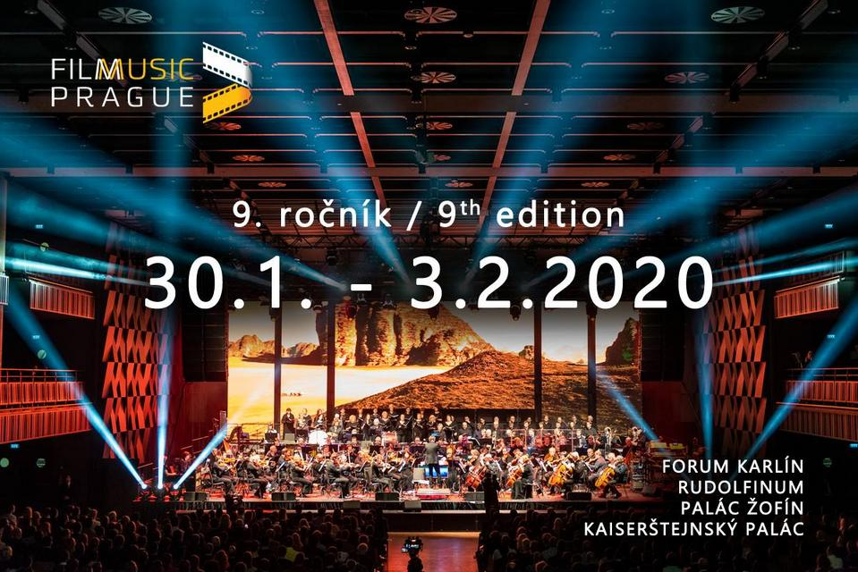 Film Music Prague 2020 – Dates confirmed – SoundTrackFest