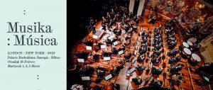 Musika:Música 2019 - Bilbao - Banner