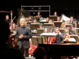 Joe Hisaishi - Paris 2019 - Resumen
