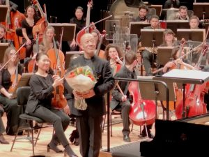 Joe Hisaishi - Paris 2019 - A great ending for a great night