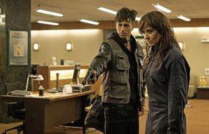 70 BinLadens - Premiere in Bilbao - Nathalie Poza & Hugo Silva